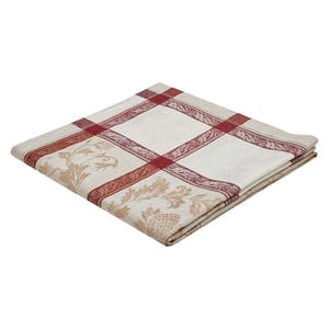 French Motive gold-white-red